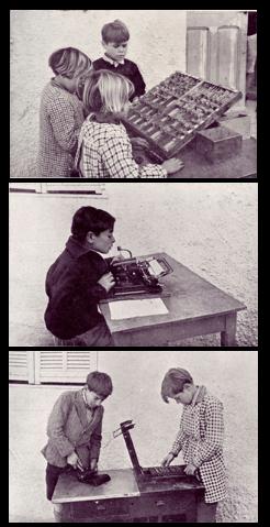 Freinet, una pedagogía apoyada en la comunicación