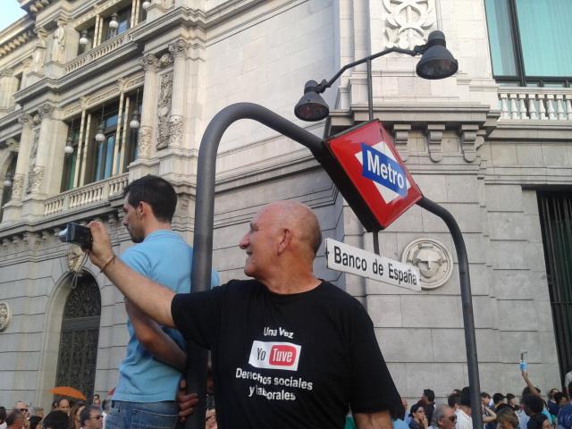 Fotos: mani 19J en Madrid contra los recortes