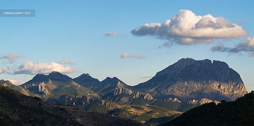 El mito de una montaña: Puig Campana