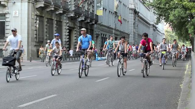 Vídeo de la bicicrítica de julio