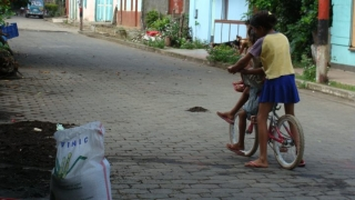 Bicirecuerdo: Laura en Nicaragua