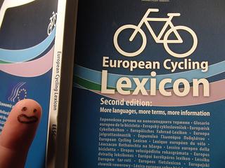 Bicirecuerdo: Fugas me regala el diccionario de la bici en varios idiomas