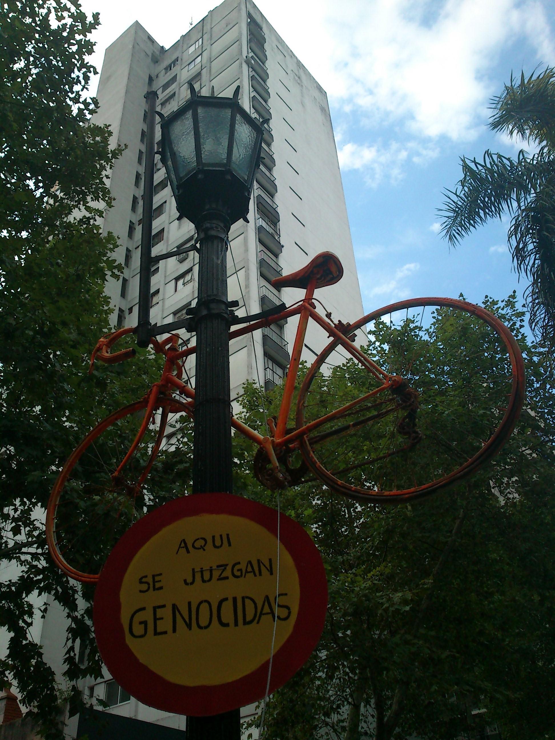 Bicirecuerdo: Aida en Rosario (Argentina)