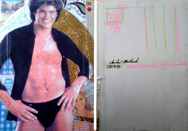 Postales desde Berlín (DIY)