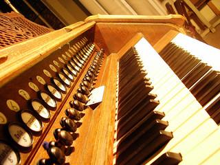 Un edificio que es un instrumento musical