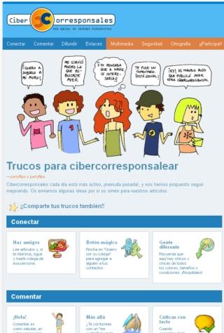 Mejorando el proyecto: boletín de trucos para cibercorresponsalear