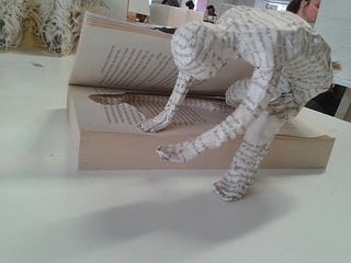 """Libros que son… otras cosas. Feria """"Más que libros"""""""