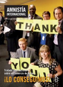 revista amnistía internacional
