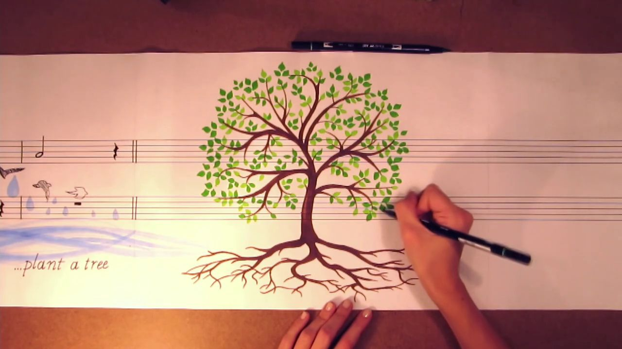 Música pintada