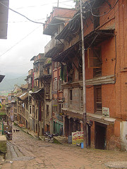 Excursión a Bhaktapur