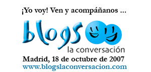 Estaré en Blogs La Conversación