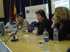 Apuntes de la mesa de edublogs en La Conversación