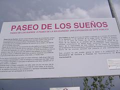 Exposición 'Paseo de los sueños'
