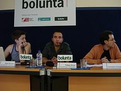 Charlas grabadas del encuentro de Bolunta