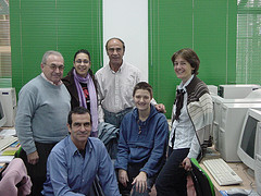 Foto del taller de Málaga