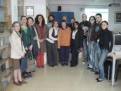 Taller en Almería y la idea de la agenda solidaria