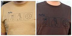 Camisetas Fufu de Watotees
