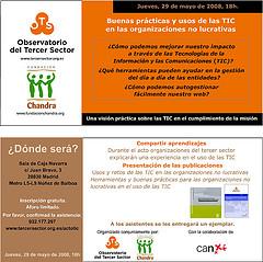 """Presentación conjunta de los libros del LIS y de """"Usos y retos de las TIC en ONL"""""""