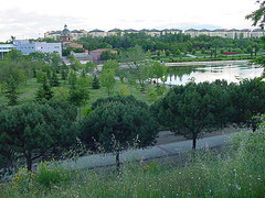 El parque de Pradolongo