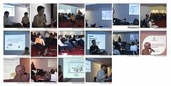 Fotos del acto de buenas prácticas + presentación libros