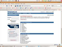 Blogspot.es versus blogspot.com o de cómo aprovecharse de la fama