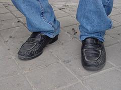 Los zapatos de Bubu