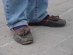Los zapatos de Pedro