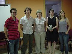 Último taller: Palencia