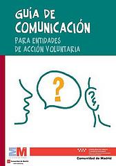 """Disponible la """"Guía de Comunicación para Entidades de Acción Voluntaria"""""""