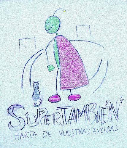 ¿Quién es Supertambién?