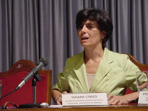 Citas de la ponencia sobre participación de Susana Corzo