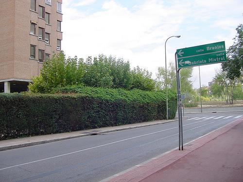 Ruta en bici: Corredor ambiental del Manzanares