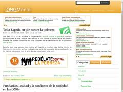 Ongmanía, nuevo blog sobre ONG