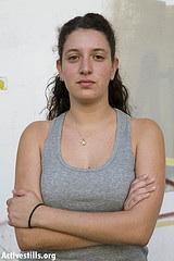 Tamar Katz, objetora de conciencia israelí