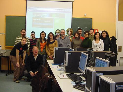 De vuelta por Barcelona para el taller con las organizaciones de la FCONGD