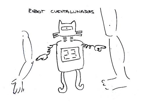 Robot cuenta-lunares