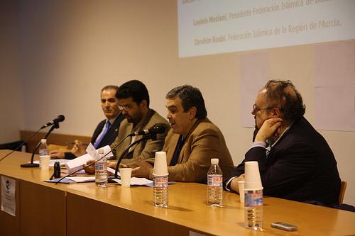 Apuntes sobre el seminario de islamofobia