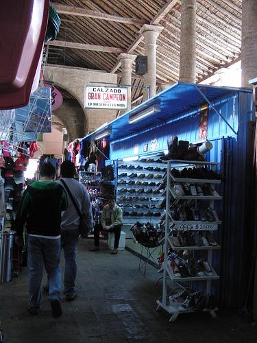 Visitando el mercado de Pamplona (Colombia)