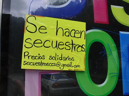 La calle como terapia: arte callejero en Caracas