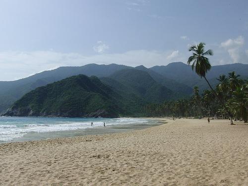 Playa Grande en Puerto Colombia