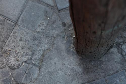 Poste de madera