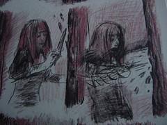 'La voluptuosidad' de Blutch
