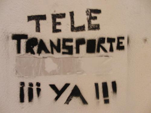 ¡¡Teletransporte ya!!