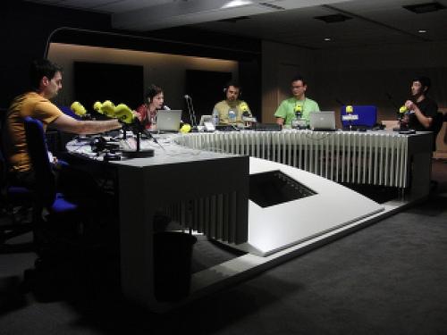 Una crítica: Cibercorresponsales en Cadena Ser