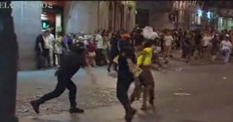 Cuidado: ausencia de información sobre violencia policial