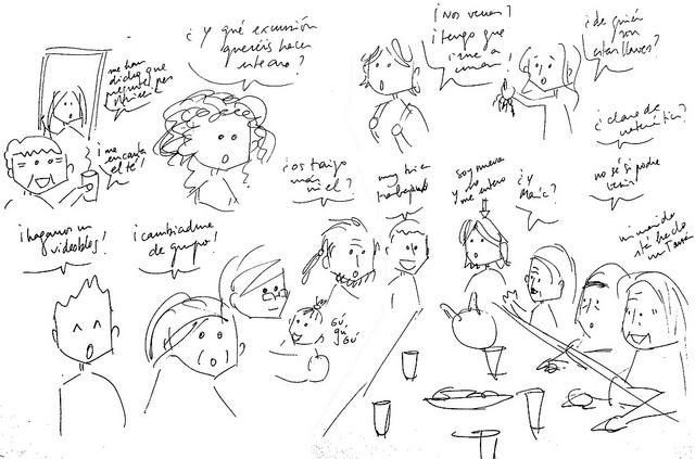 Las ladies: la merienda que anuncia el nuevo curso