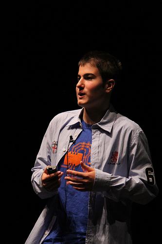 Luis Iván Cuende, 16 años, programador y emprendedor