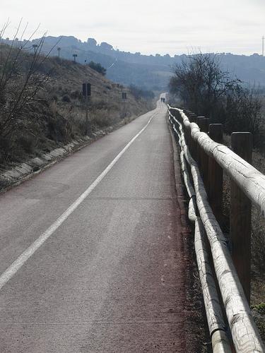 Ruta en bici: vía verde de Arganda del Rey a Morata de Tajuña