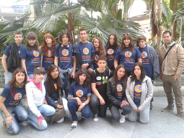 Crónica: Cibercorresponsales presentan el proyecto en La Casa Encendida