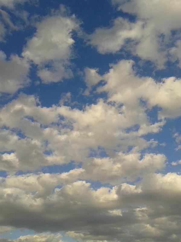 Cielo de Jaén